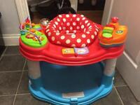 Baby's activity center