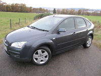 Ford Focus Style 2008 FULL S/History ( 8 stamps) VGC 2008 model. REDUCED. YEARS MOT