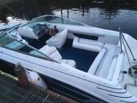 Speed boat sea ray