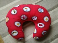 Breastfeeding / nursing support cushion - lovely condition