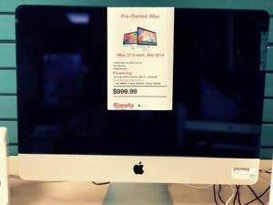 APPLE CERTIFIED - iMacs For SALE - WINNIPEG