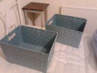 baskets - 2 baskets for £5
