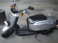 Yamaha C3 Cube scooter-New Lower Price!