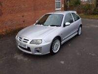 2005 MG ZR 1.4 105 Trophy 1 owner from new Future classic