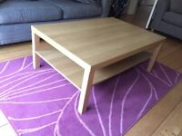 IKEA Coffee Table - Oak