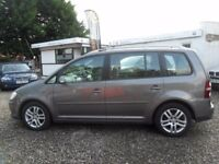 VW Touran SE Bluemotion TDi 7 seats