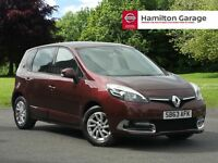 Renault Scenic 1.5 dCi Dynamique TomTom Energy 5dr [Start Stop] (damask red) 2013
