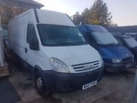IVECO DAILY 35S14 LWB 2007REG FOR SALE
