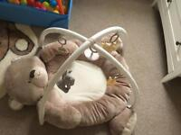 Mothercare Teddy's Toy Box Playmat