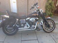 Harley Davidson FXDL 1993 Low Rider 1340