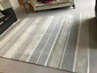 Laura Ashley Bexley Natural rug