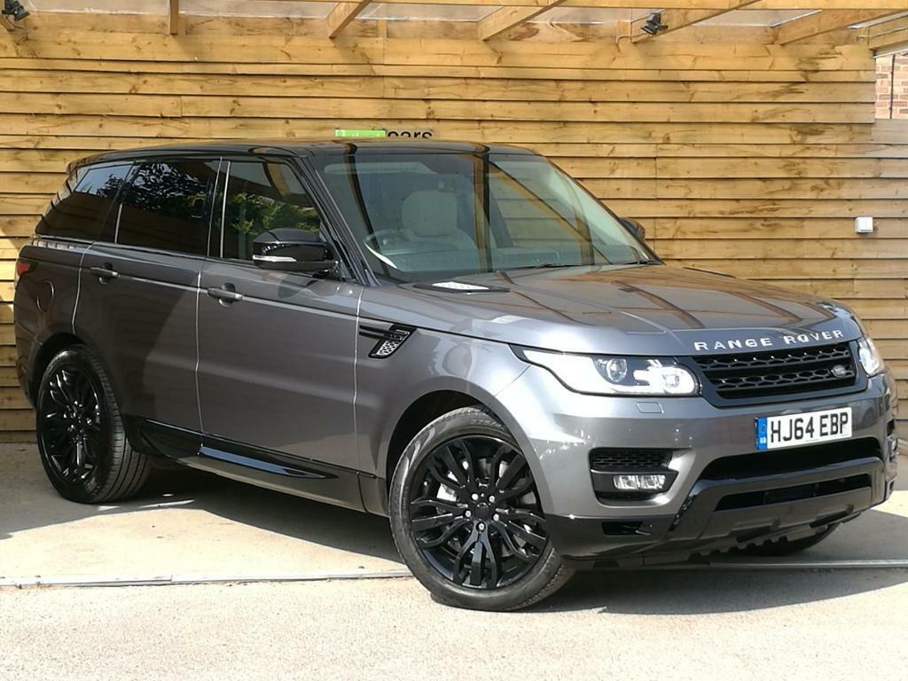 land rover range rover sport 3 0 sdv6 hse dynamic 5dr auto full specification grey 2014 in. Black Bedroom Furniture Sets. Home Design Ideas