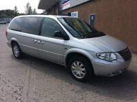 2006 55 Chrysler Grand Voyager Limited Diesel Stow and Go Leather Automatic