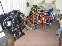 job lot bike BMC Di2 ultegra 11 Cervelo trek carbon fibre fiber kinesis giant cannondale raleigh