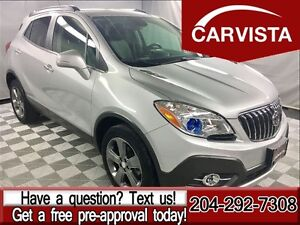 2014 Buick Encore Convenience AWD -LOCAL/NO ACCIDENTS -