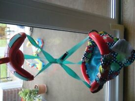 BRIGHT SPARKS BABY DOORWAY BOUNCER