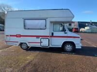 Fiat ducato swift Campri 4/2 berth. Motorhome. Campervan. 10 moth mot. Relisted due to time waster!