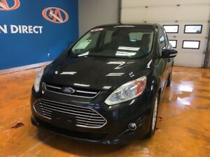 2014 Ford C-Max Hybrid SEL HYBRID C-MAX! LEATHER TRIM/