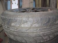 Refurbished alloy wheels, 205/55/R16 (91V) , from VW ? bought , refurbished and never put on