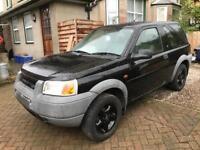 Land Rover freelander breaking for spares needs enging