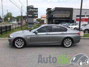 2011 BMW 5 Series 528i/cuir/toit/navigation