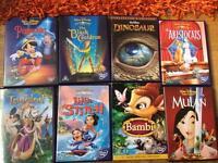 30 x original Disney dvds, £30 only!!!!!