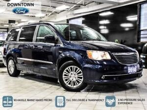 2014 Chrysler Town & Country TOURING | STOW & GO SEATS | LEATHER