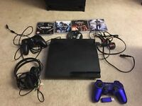 Working order ps3 with games
