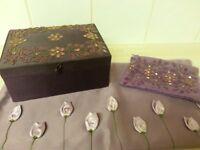 Lilac/Purple Set