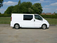CAMPERVAN 2010 REG, RENAULT TRAFIC LWB , NEW CONVERSION