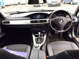 3 MONTHS FREE WARRANTY- AUTOMATIC BMW 325 HALF LEATHER MOT SEP 18