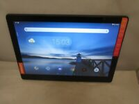 TABLET MAKE: LENOVO, MODEL: TB-X104F TABLET , SERIAL: HA14Q554, COLOUR: BLACK CAPACITY: 16GB