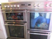 Liesure Range Master Electric Cooker Range can deliver