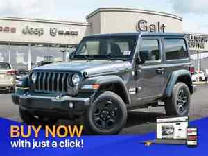 2019 Jeep All-New Wrangler SPORT 4X4 | 5.0 TOUCH  BLUETOOTH