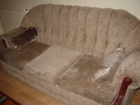 Three seater sofa - free to collector