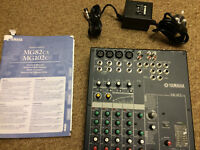 Yamaha Mixer, MG83CX, Excellent Condition