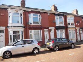 2 Bedroom Mid-Terraced House, Bush Street, Middlesbrough, TS5 6BW