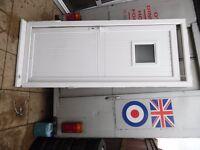 upvc back door with 1 key £40