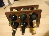 Wine Rack - Holder for 6 Wines