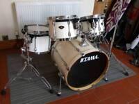 Tama Superstar drum kit