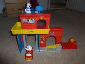 Little People Fire Station