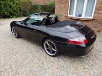 Porsche 911 Carrera 4 cabriolet for sale. sold with hard top roof. Please no trade,private sale only