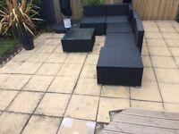 96 x Patio Paving Slabs