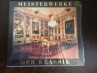 Classical Music CD's 4 Sets -16 CDs 'Meisterwerke der Klassik'