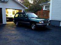 1999 Subaru Forester sion. 3500 this week only!