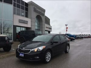 2016 Kia Forte LX, Bluetooth, Heated Frt Seats, Clean Carproof