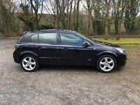 2009 Vauxhall Astra 1.8 SRI, 5 door, hatchback, 1 former keeper, 2 keys, SERVICE HISTORY to 79k