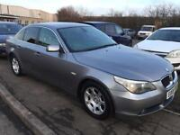 Bmw 523d 2.5l diesel auto 2005 mil 162k start&drives clean car