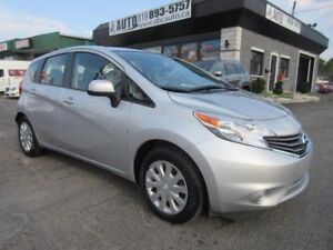 2014 Nissan Versa Note SV (Automatic)
