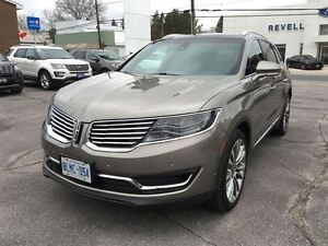 2016 Lincoln MKX AWD...1-owner trade, Only 15000K, Moonroof, Htd Kingston Kingston Area image 4